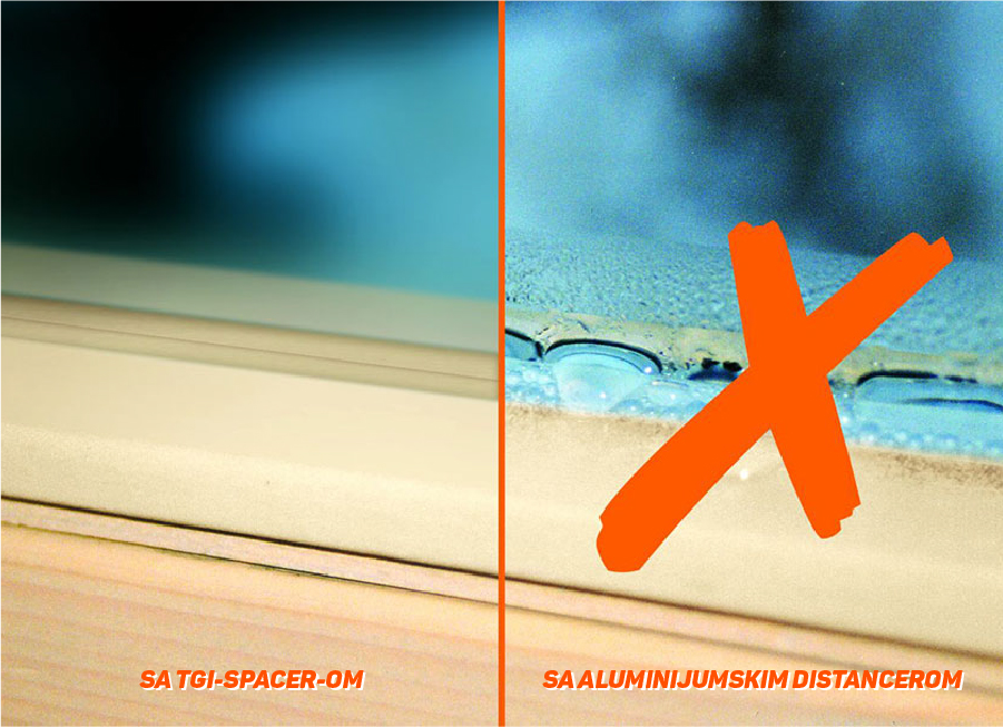 "TGI-Spacer M toplotno-izolacioni distancer ""Topao ram"""